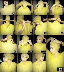 tutorial jilbab jilbab tutorial jilbab modern turban style tutorial hijab pinterest