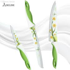 wholesale abelise kitchen knives 8 chef 8 bread 3 5 paring knife