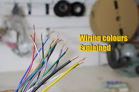 stereo wiring colours explained head unit wiring youtube