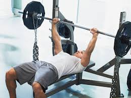 Training Bench Press Adding Chains Or Bands To Your Bench Press Can Blow Up Your One