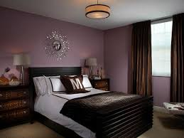 Purple And Brown Bedroom | photo page hgtv