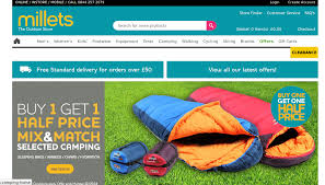 Millets Camping Chairs Millets Voucher Codes U0026 Promos 30 Off My Voucher Codes