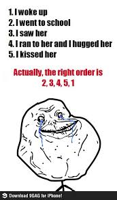 Forever Alone Know Your Meme - list of synonyms and antonyms of the word happy meme forever alone