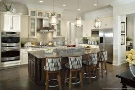 crystal kitchen island lighting ideas chic kitchen chandelier