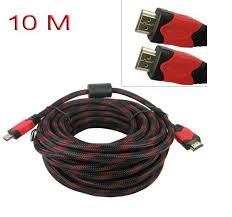 socum 10m high speed gold plated hdmi cable for lcd dvd hdtv