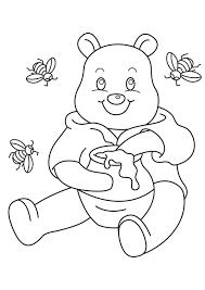 winnie pooh coloring pages winnie pooh coloring
