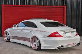 mercedes customized mercedes forgiato shows a mercedes cls 550 doing