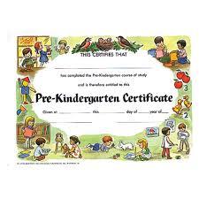 kindergarten certificates kindergarten certificates and diplomas