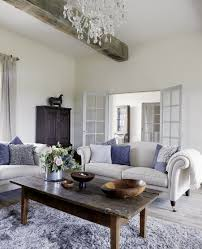 French Homes Interiors Something Blue Living Saturday Swoon Dordoyne France