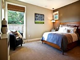 bedroom accent wall colors for bedrooms best master earthy brown