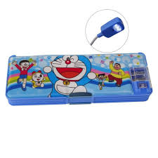 pencil box buy 6th dimensions doraemon pencil box with led l online best