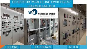 wm power solutions group implementing generator paralleling