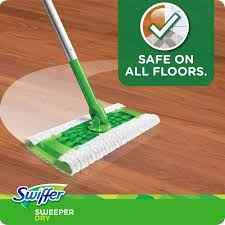 Floor Mops At Walmart by Swiffer Sweeper Dry Sweeping Pad Multi Surface Refills For Dusters