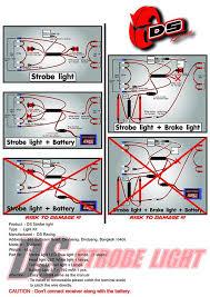 led strobe light kit ds racing strobe light kit set bl 002 discontinued