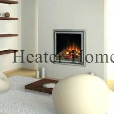 Contemporary Electric Fireplace Electric Wall Fireplace Heater U2013 Bwearable Com