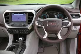 Gmc Acadia Denali Interior 2018 Gmc Acadia Denali All Terrain Concept Automotive Car News