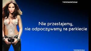 lopez feat pitbull on floor pl tłumaczenie hd