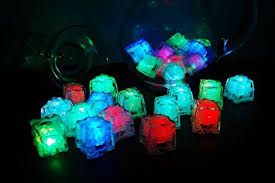 light up cubes litecubes brand light up assorted led cubes 12 pack