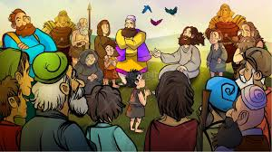 matthew 6 do not worry kids bible story kids bible stories