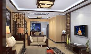 chinese style wooden partition for house interior interior design