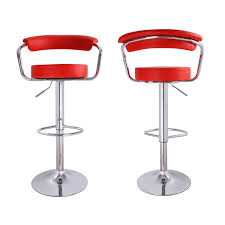 furniture red bar stools with red and blue bar stool chairs