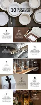 create a wedding registry 10 reasons to create a wedding registry pottery barn