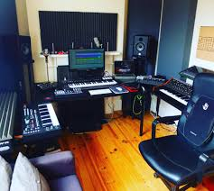 Studio Production Desk by Show Off Your Studio Weekly Roundup 28 Musictech Net