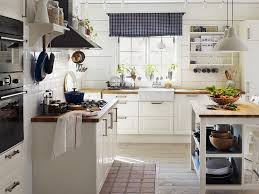 ikea kitchen decorating ideas blue white colors cabinets ikea kitchen cabinet country style
