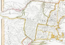 New York Counties Map Prince Edward County And Sandbanks Maps