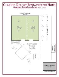 floor plans u0026 capacities clarion hotel ocean city maryland