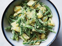 green bean recipes for thanksgiving potato green bean salad recipe kay chun food u0026 wine