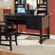 Black Computer Desk Shop Desks At Lowes Com