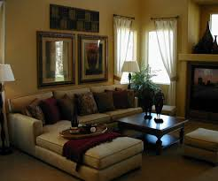 smothery small livingroom black wood drum table lamp black led tv