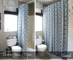 smlf and stall size curved shower curtain rod bathroom decoration stall size vinyl shower curtain liner 54