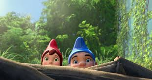 10 struggles tiny person gnomeo