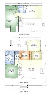 free home plan log home from milling second floor deck plans free house wood