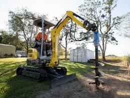 auger torque x1500 auger drive unit suit 1 2 5 ton excavators