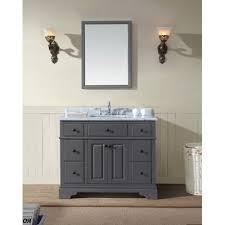 42 Bathroom Vanity by Ari Kitchen U0026 Bath Danny 42
