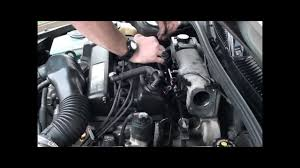 2nd generation saturn sl2 fuel injector removal youtube