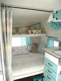 Retro Camping Bunk Beds Glamping Pinterest Retro Camping - Vintage bunk beds
