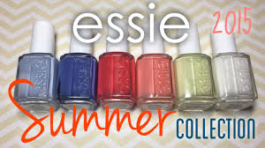essie summer 2015 peach side collection the polished