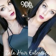 zala clip in hair extensions zala hair extensions tutorial foto