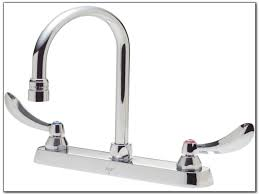 dazzling image of faucet hole size cool kitchen sink white blend