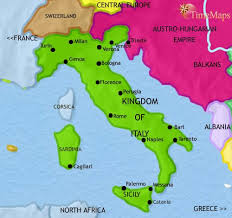 map of italy images map of italy at 1914ad timemaps