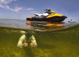 personal watercraft sea doo onboard