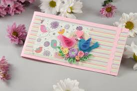 Hand Made Card Designs Madeheart U003e Cute Handmade Greeting Card Birthday Greeting Cards