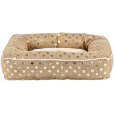 memory foam dog beds with washable dog bed covers petco
