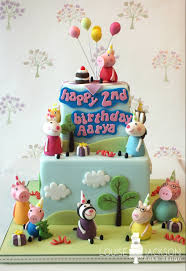 peppa pig cakes peppa pig party louise jackson cake design