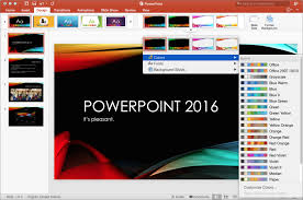 background themes mac newest powerpoint powerpoint 2016 for mac review new interface and