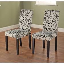 Diy Dining Room Chair Covers by Diy Dining Chair Slipcovers From A Tablecloth Brown Bar Stools